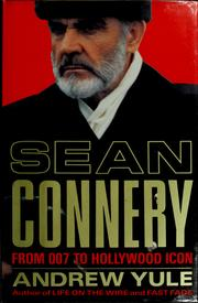 Cover of: Sean Connery | Andrew Yule