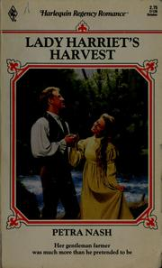 Cover of: Lady Harriet's harvest
