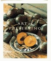 Cover of: Art of preserving