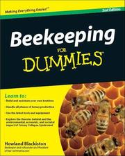 Cover of: Bee Keeping For Dummies |