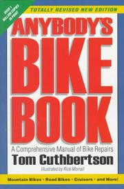Anybody's bike book by Tom Cuthbertson
