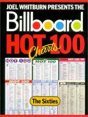 Cover of: Billboard Hot 100 Charts - The Sixties