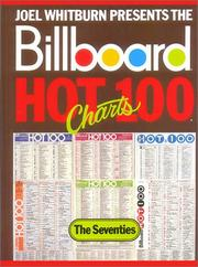 Cover of: Billboard Hot 100 Charts - The Seventies (The Decade Series)