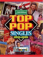 Cover of: Top Pop Singles 1955-1999 (Top Pop Singles)