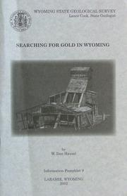 Cover of: Searching for Gold in Wyoming
