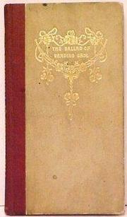 Cover of: The Ballad of Reading Gaol | Oscar Wilde