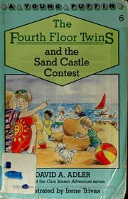 Cover of: The fourth floor twins and the sand castle contest