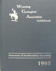 Cover of: Lamproites, Diamond Indicator Minerals, and Related Anomaliesin the Green River Basin by W. Dan Hausel, Wayne M. Sutherland, Robert W. Gregory