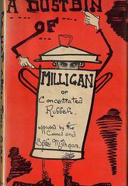 Cover of: A dustbin of Milligan