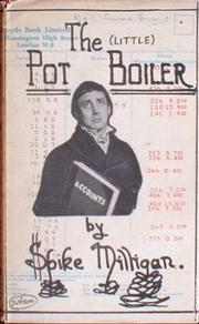 Cover of: The little pot boiler: a book based freely on his seasonal overdraft.