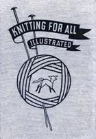 Cover of: Knitting for all, illustrated by Margaret Murray