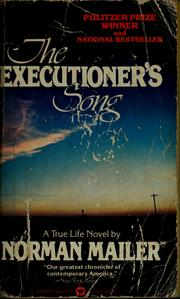 Cover of: The executioner's song