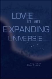 Cover of: Love in an Expanding Universe (Many Voices Project) | Ronald J. Rindo