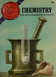 Cover of: The adventure book of chemistry. | Lazer Goldberg