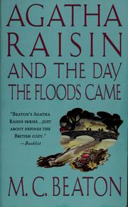Cover of: Agatha Raisin and the day the floods came