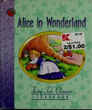 Cover of: Alice in Wonderland