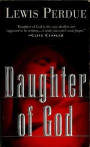Cover of: Daughter of God