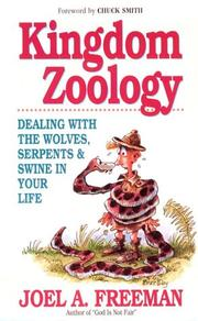 Cover of: Kingdom zoology | Joel A. Freeman
