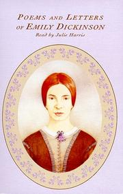 Cover of: Poems & Letters of Emily Dickinson