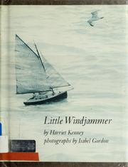 Cover of: Little windjammer | Harriet Kenney