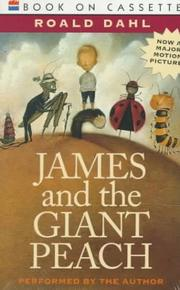 Cover of: James and the Giant Peach Audio
