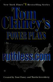 Cover of: Ruthless.com | Tom Clancy