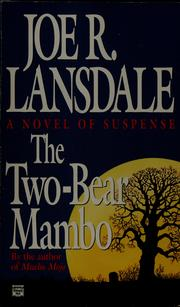 Cover of: The two-bear mambo
