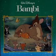 Walt Disney's Bambi by Walt Disney Enterprises