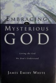 Cover of: Embracing the mysterious God