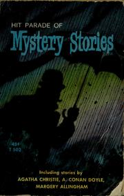 Cover of: Hit parade of mystery stories