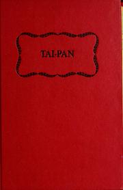 Cover of: James Clavell's Tai-Pan
