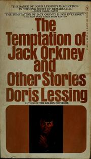 Cover of: The temptation of Jack Orkney and other stories