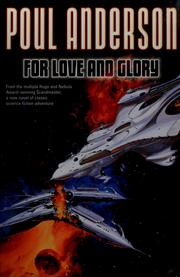 Cover of: For love and glory