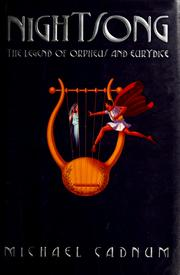 Cover of: Nightsong: the legend of Orpheus and Eurydice