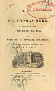 william roper s contribution to nursing