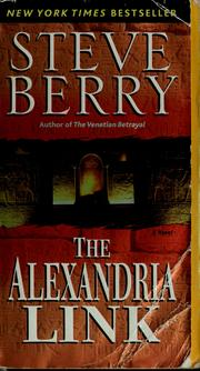 Cover of: The Alexandria link