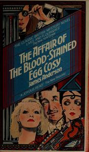 Cover of: The affair of the blood-stained egg cosy