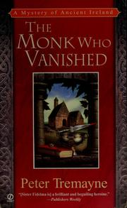 Cover of: The monk who vanished