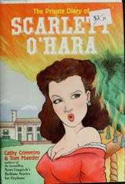 Cover of: The private diary of Scarlett O'Hara