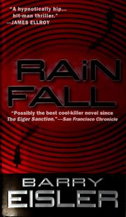 Cover of: Rain fall