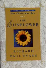 Cover of: The sunflower