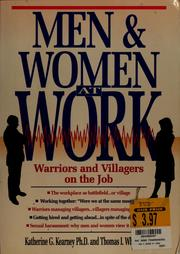 Cover of: Men and women at work