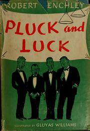 Cover of: Pluck and luck