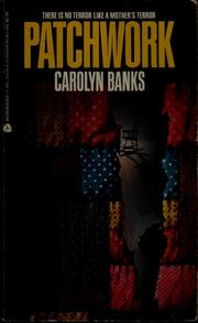Cover of: Patchwork | Carolyn Banks