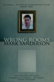 Cover of: WRONG ROOMS: A MEMOIR