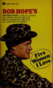 Cover of: Five women I love