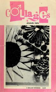 Cover of: Collages, a novel