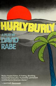 Cover of: Hurlyburly