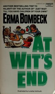 Cover of: At wit's end