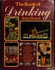 Cover of: The book of drinking | John Doxat